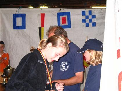 Wyker Optimisten-Regatta 2006